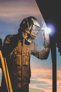 Generic welder portrait positional
