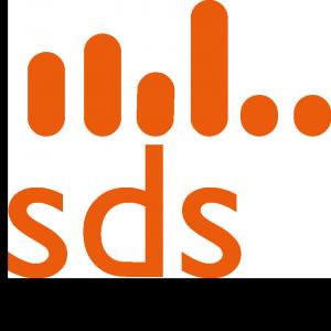 Sound damped steel logo