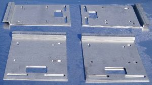 sds quiet fan mounting plates