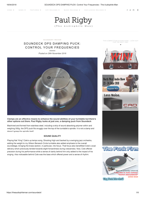 SOUNDECK DPS DAMPING PUCK_ Control Your Frequencies.pdf